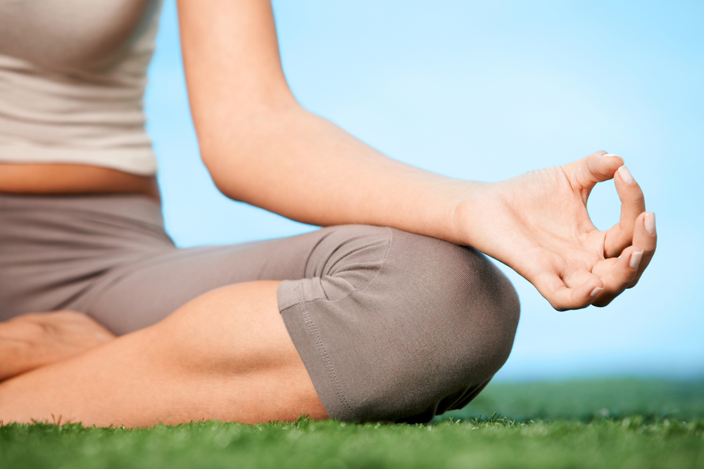 yoga stress hormones and radiation therapy